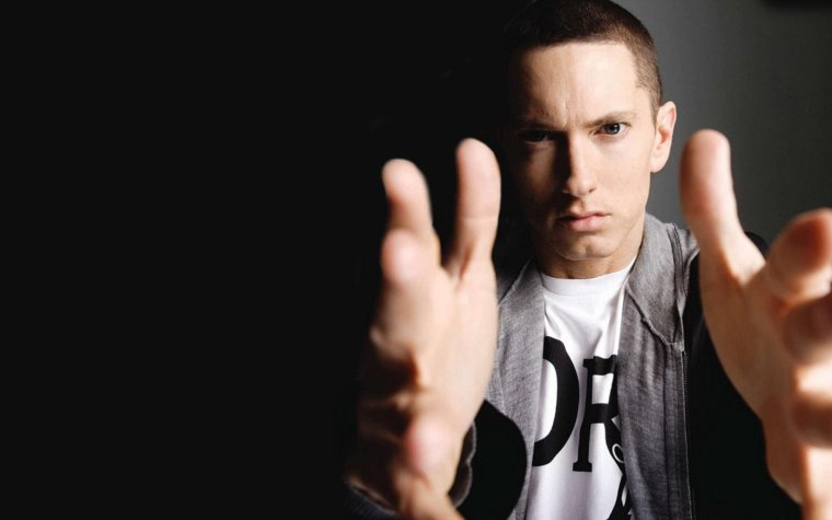 Eminem, everywhere, everytime. ONE LOVE!