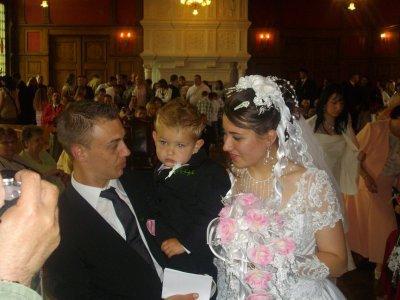 tonton et tatat a leur mariage