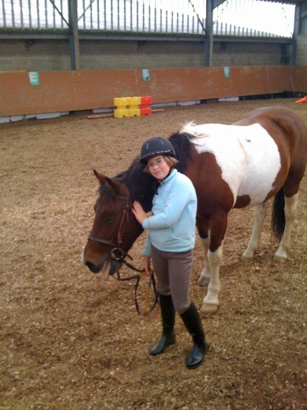 moi et mon cheval ideal