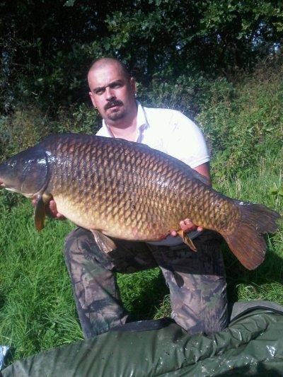 un beau fish de 17.4 kg a 8 ans c pas mal