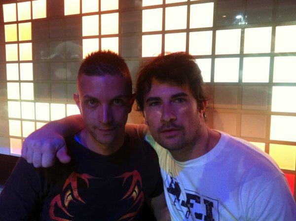 Sebastien B Live - House From Ibiza @ Mix Club 09 04 2011
