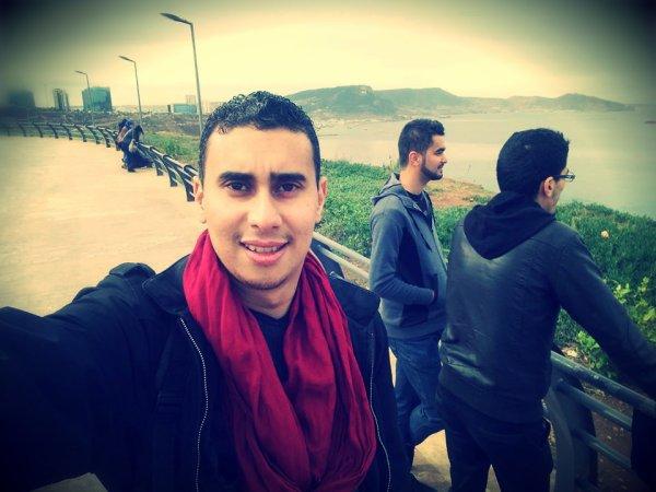 Avec mes amis a Oran <3