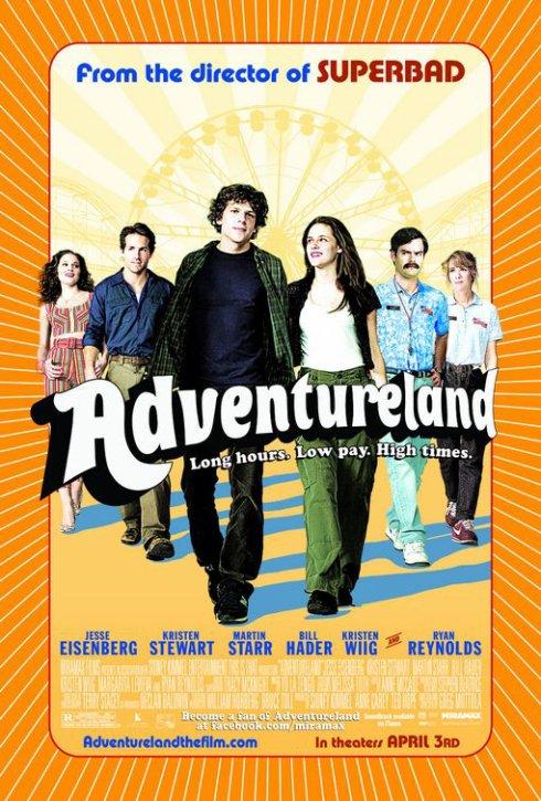 ______________________________ _____Filmographie : « Adventureland »  Greg Mottola - 2009   _____________________________________