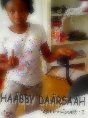 HAABBY DAARSAAH lLAA MiiNiiO0NNE