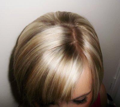 Balayage bandeau de couleur coupe brushing atmosp 39 hair coiffure - Prix couleur coupe brushing ...