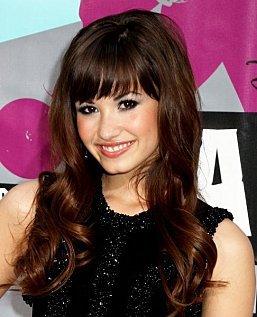 Demi Lovato : à nouveau brune