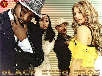 Les Black Eyed Peas sur le plateau de Vivement Dimanche !