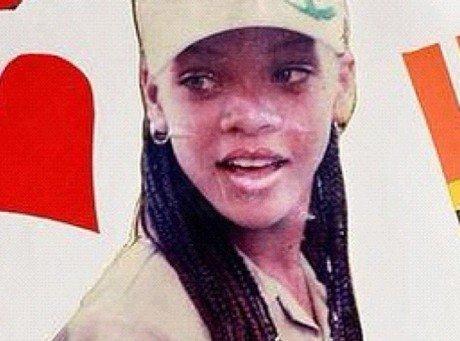 Rihanna à 13 ans !
