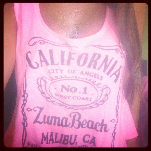 #Top#rose#California#souvenir#vacances#