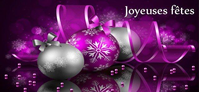 La horda vous souhaite de joyeuses fêtes .