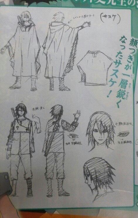 Sasuke n ests pas son bras dans the last come on haters - Croquis naruto ...