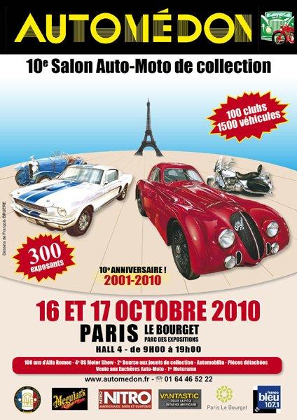 Salon Automédon 2010