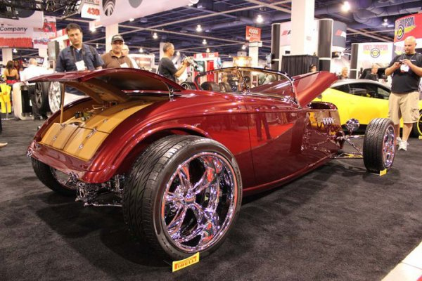 Best of SEMA 2010 - Street Rod