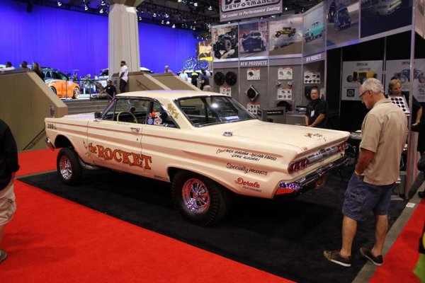 Best of SEMA 2010 - Dreaming Rocket