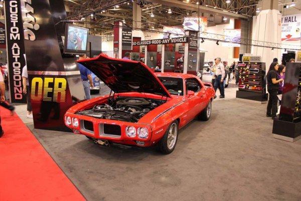 Best of SEMA 2010 - Resto TA at OER/Classic Industries