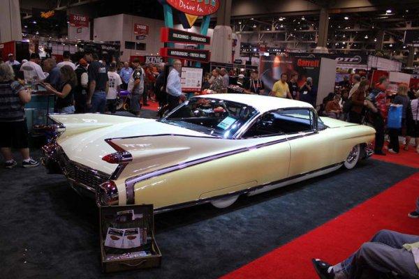 Best of SEMA 2010 - Cadillac Eldorado