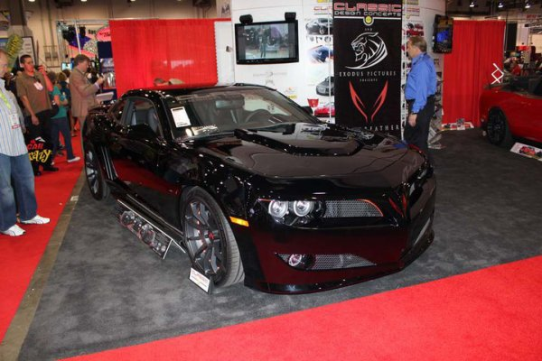 Best of SEMA 2010 - New Pontiac