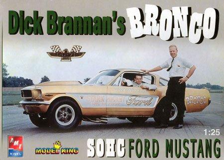 Mustang Bronco ...