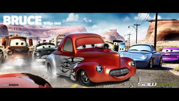 "Mustang ""CARS"" 2011"