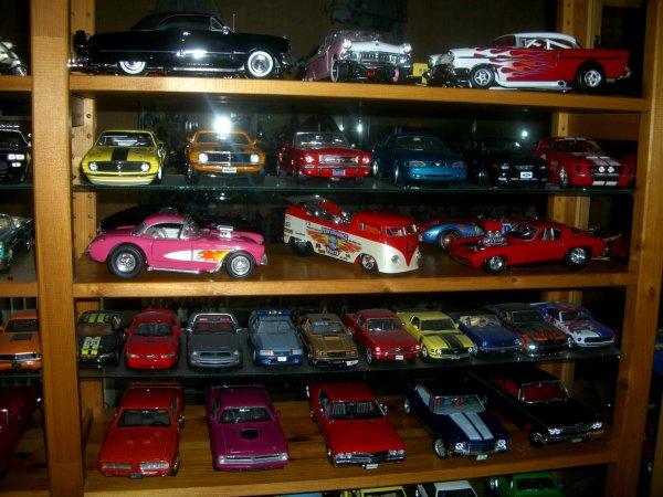 Quelques une de mes miniatures ...