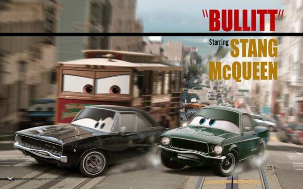 "Bullitt ""Cars"""