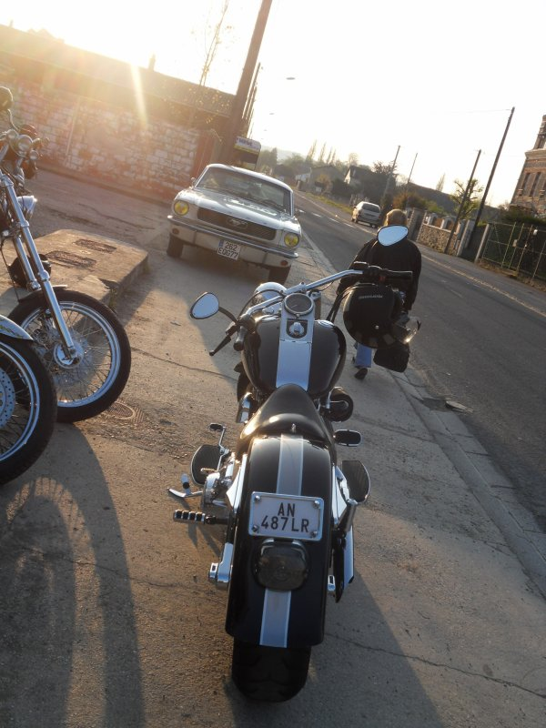 Un petit tour chez Roadside 02 ... mon mécano Harley !