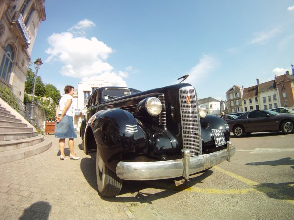 Sortie pour Stangy le week end du 1 Mai 2011... à Chateau Thierry !