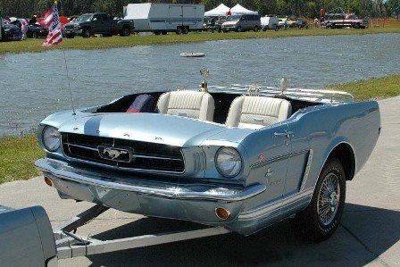 Mustang pour les vacances