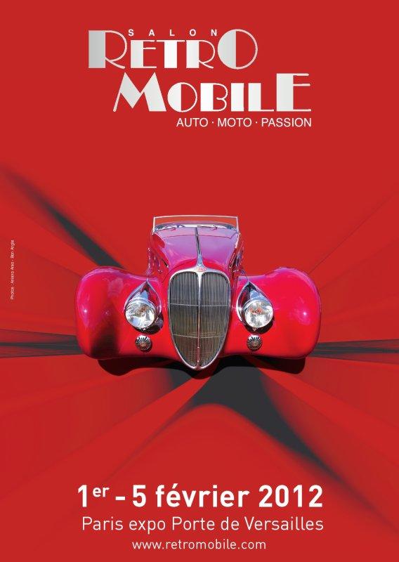 Sortie Rétromobile le vendredi 03 février 2012 ...