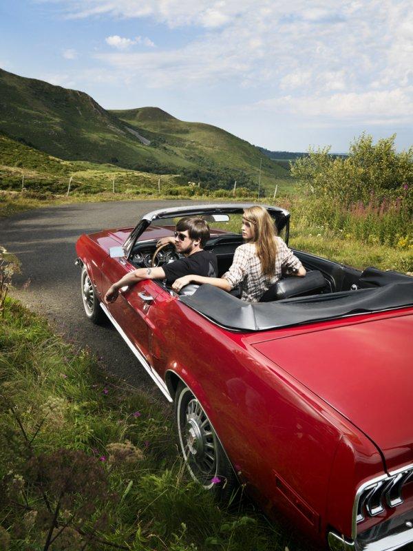 Mustang pour les Zamoureux de la Saint valentin !