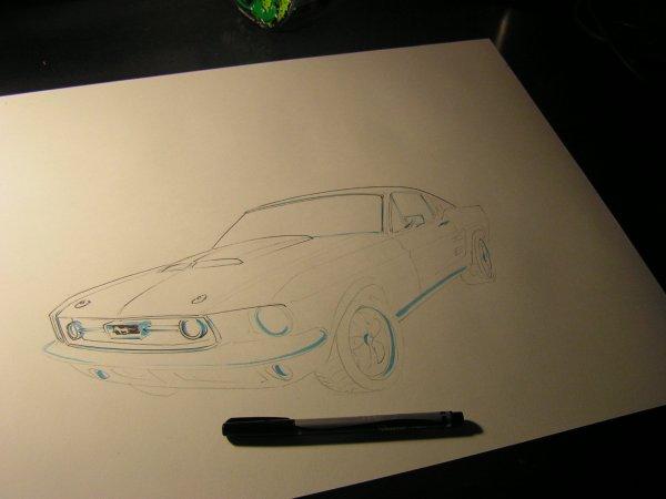 Un petit dessin !