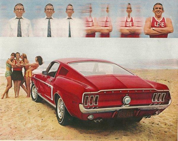 PUB 1967 (MUSTANG)