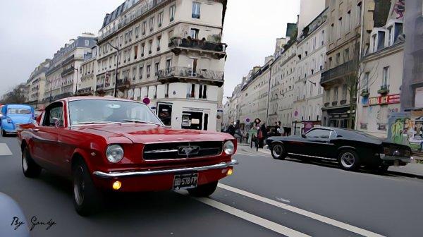 TRAVERSEE DE PARIS 2013 - BY GONKY77