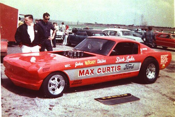 Mustang - Funny Max - Curtis