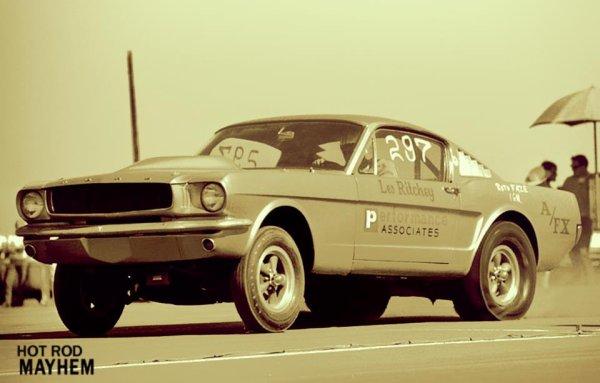 Mustang 427 afx Holman