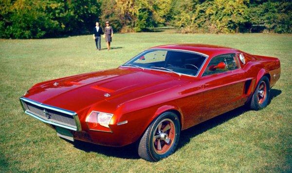 Le concept car Mach 1