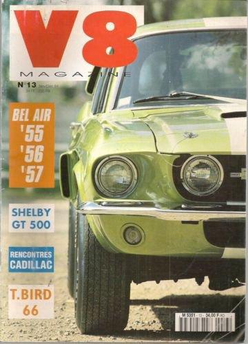 Nostalgie magazine ... V8