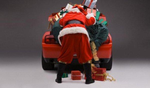 Dernière ligne droite pour le père Noel !!!!