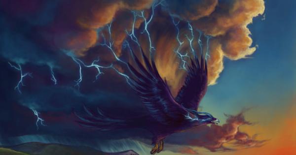 l'oiseau tonnerre