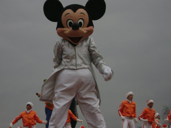 photo sejour fevrier 2010  spectacle de mickey