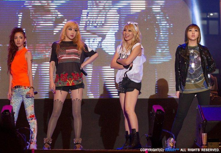2NE1 We Are The Best