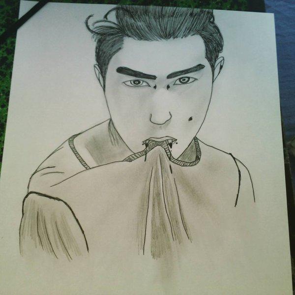 Inspired By Kelbin Lei