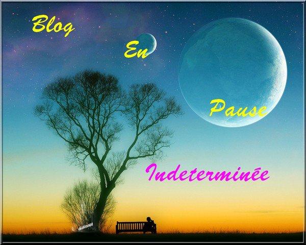 ****** Blog en pause ********