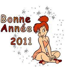 ******Je vous souhaite une super Année 2011******