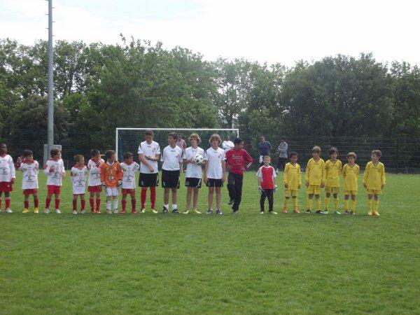 Tournoi U9 Castelnaudary 2012