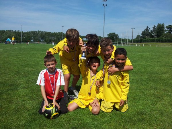 Tournoi U9 à Revel