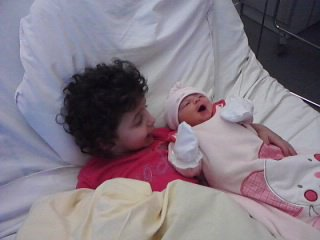 Amina et Anissa