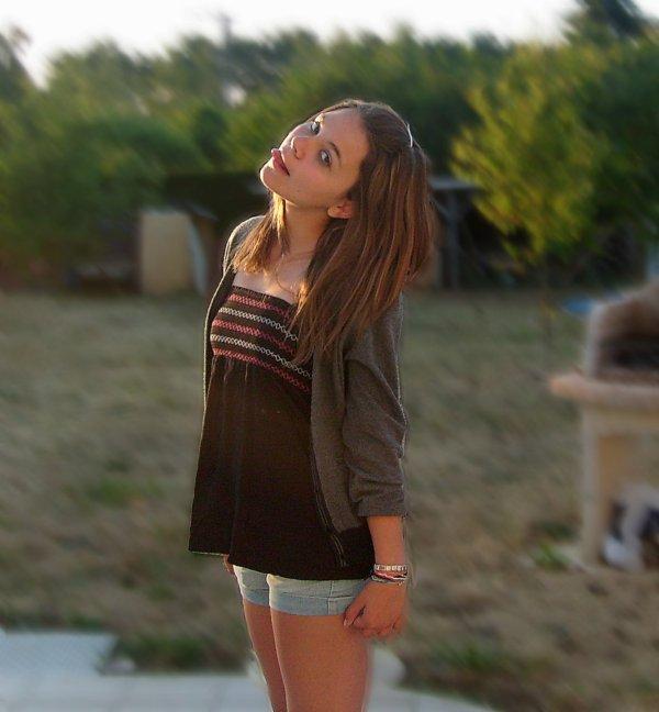 Justiine, 15 ans, Le Mans, ♥