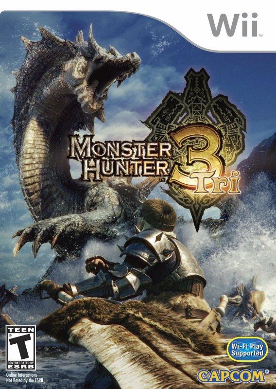 Adieu Monster Hunter 3 !
