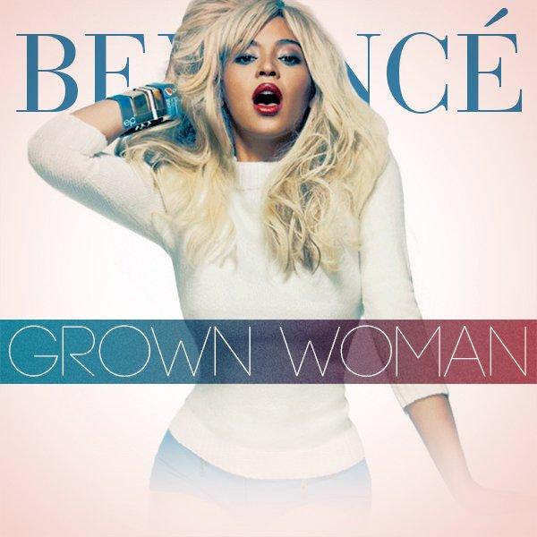 Beyoncé - Grown Woman (EXCLUSIVE SINGLE 2013) (2013)